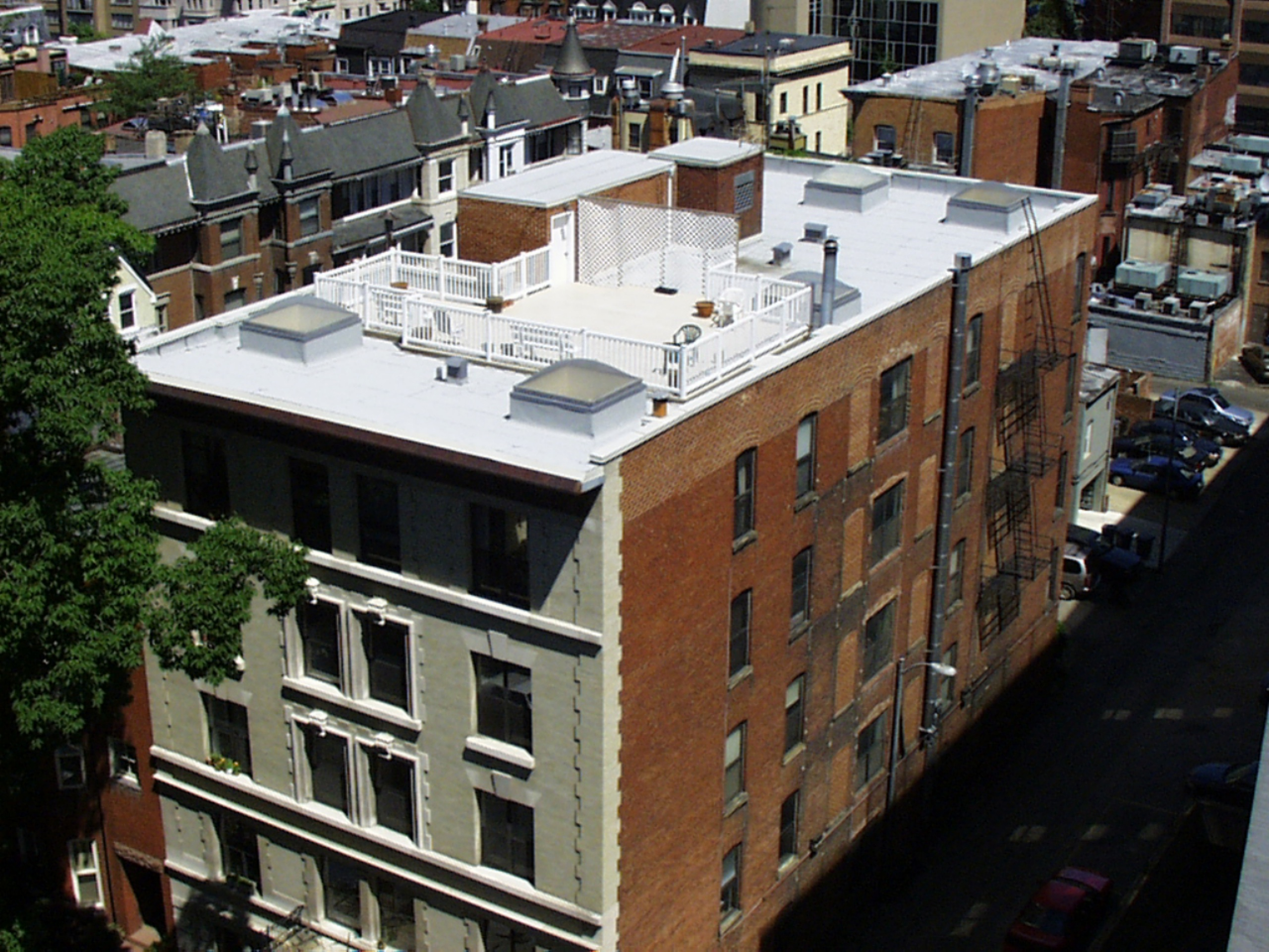 Project Gallery Crs Roofing Services